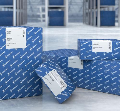 Компоненты Motorservice в упаковках с усовершенствованным дизайном