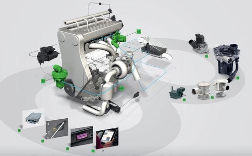 Система OBD и система вторичного воздуха