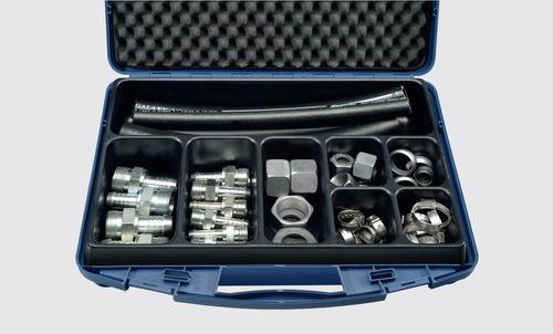 Комплект для ремонта трубопроводов системы кондиционирования воздуха
